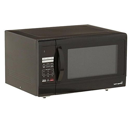 countertop microwave black hmm1611b