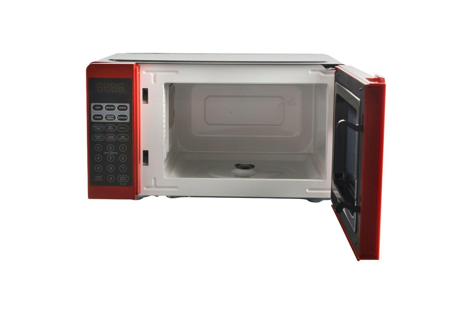 Countertop Microwave Kitchen Home Office Dorm Digital LED 700W