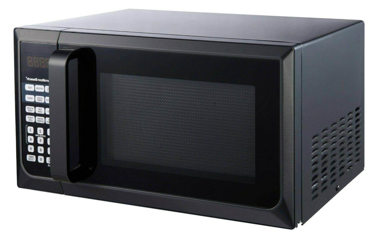 Countertop Stainless Home Office 900W BLACK