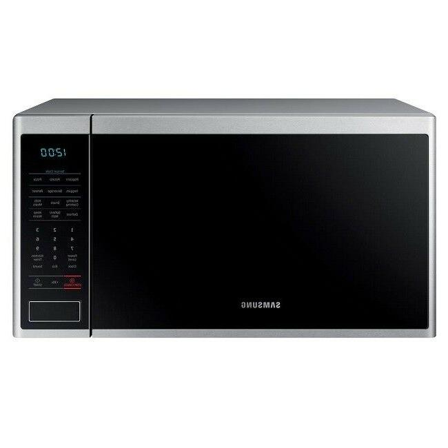 Samsung Steel Microwaves Appliance