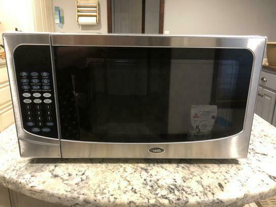 Countertop Microwave Stainless Steel