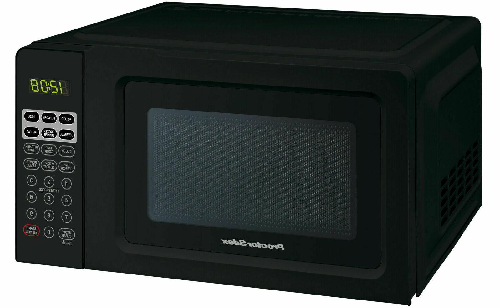 Proctor Silex 0.7 Black Small Kitchen