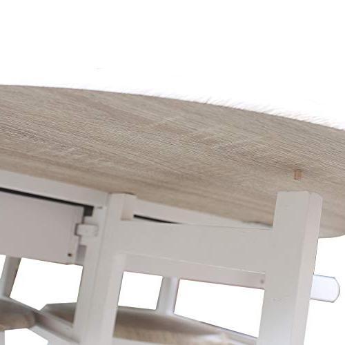 Binlin Dining Cart,Rolling Kitchen Island Storage Utility Cart Rack Drawers/Baskets Stand Countertop