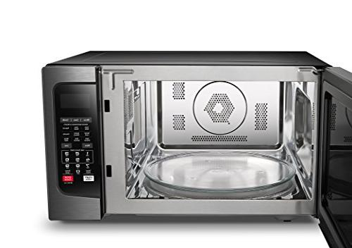 Toshiba EC042A5C-BS Microwave with Convection Function Sensor LED 1.5 Cu.ft Stainless