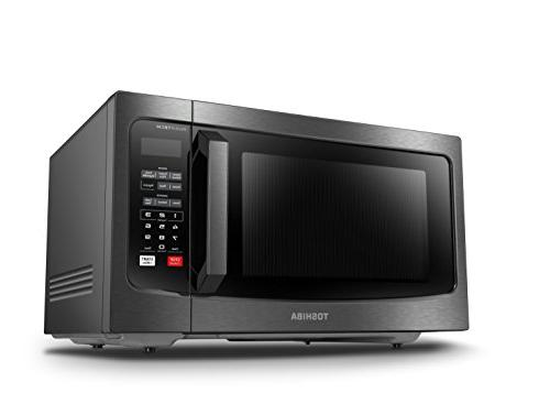 Toshiba with Inverter Display and 1.6 Steel