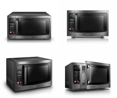 Toshiba EM245A5C-BS Oven with Display 1.6 Black Steel