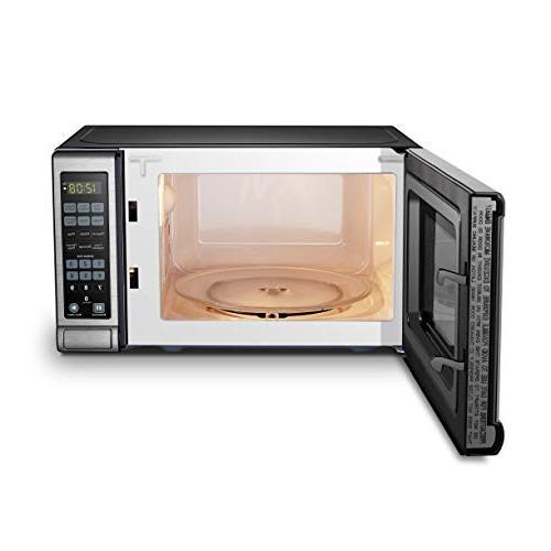 BLACK+DECKER EM720CB7 Microwave Oven Door,Child Steel 0.7