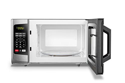 Toshiba EM925A5A-SS Microwave with Mode and Lighting, 0.9 cu. Steel
