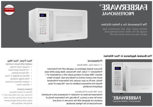 Farberware Oven Professional 1.1 1000-Watt