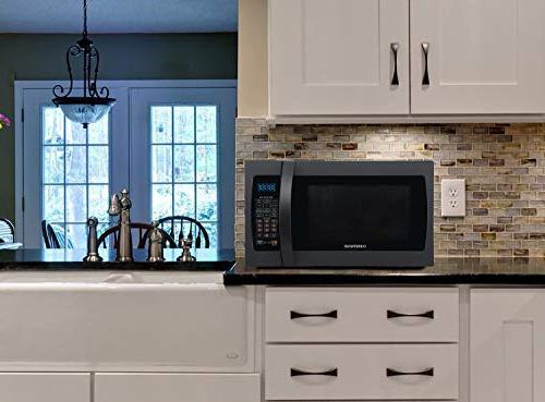 Farberware Professional Cu. Oven Sensor Cooking, ECO and LED