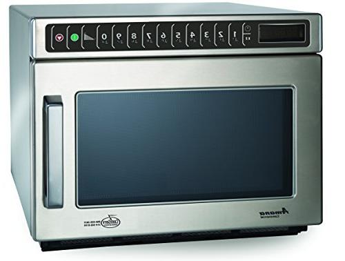 Amana HDC12A2 Heavy-Duty Microwave Oven, 1200W