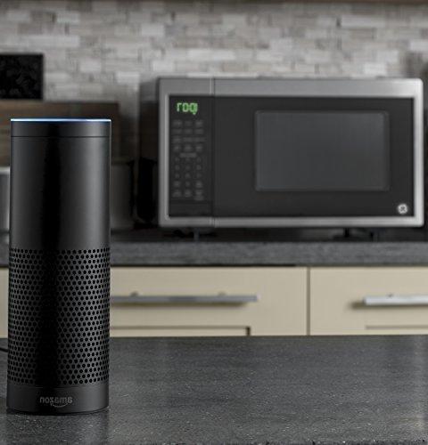 Microwave Alexa, Scan-To-Cook Technology, Sensor,