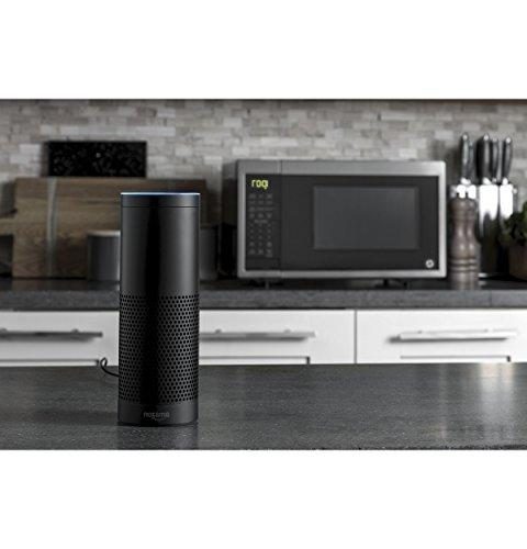 GE Microwave Oven, Works Alexa, Sensor, .9