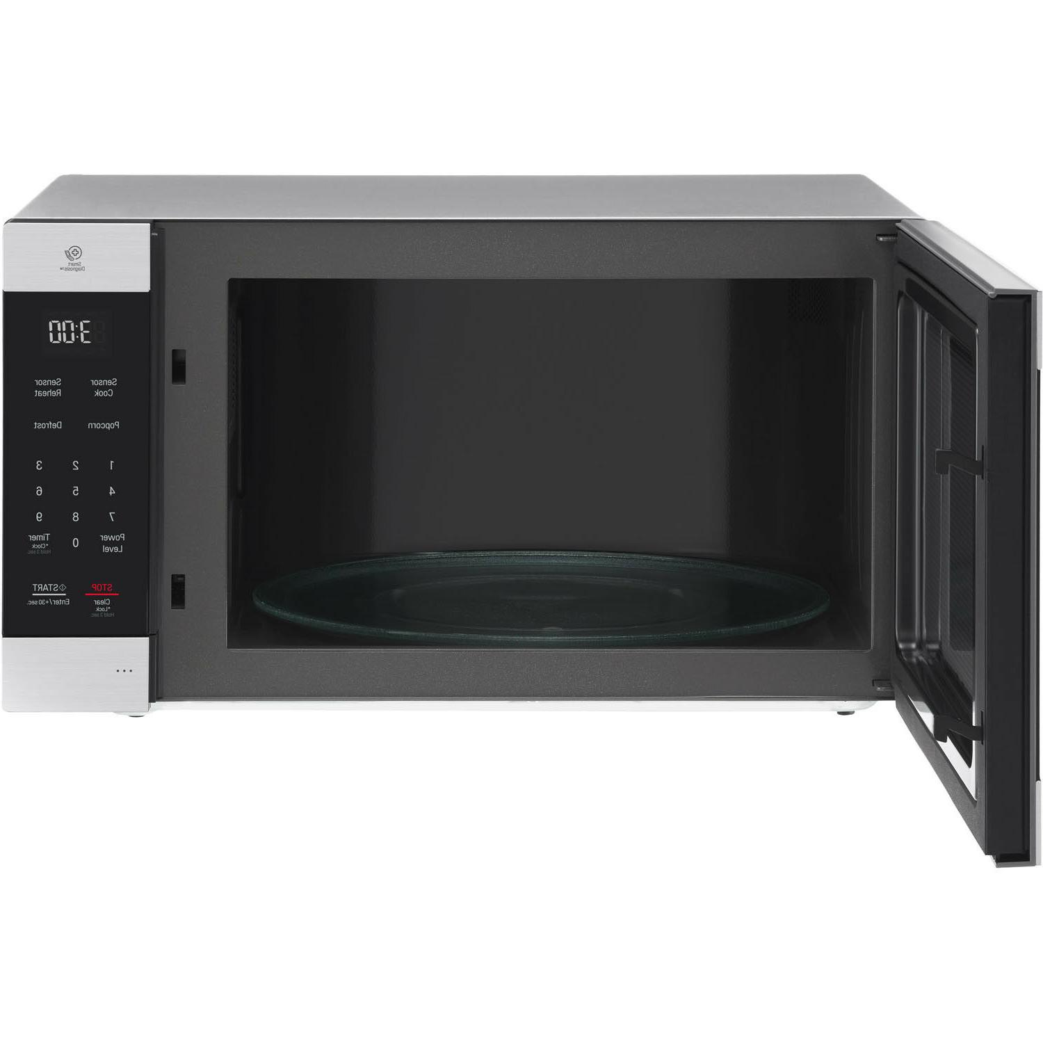 Kitchen Microwave Countertop Cu. Ft. 1200W Dining Stainless