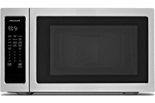 kmcs3022gss 24in stainless steel countertop microwave oven