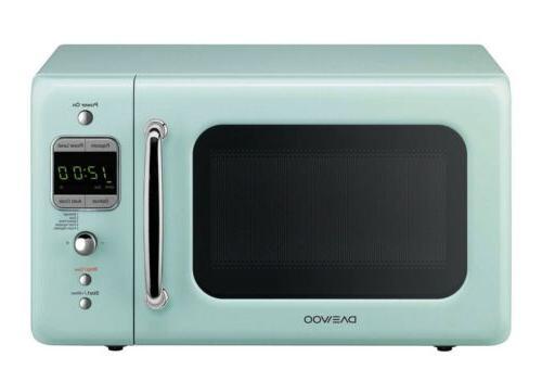 kor 7lrem retro microwave oven 0 7