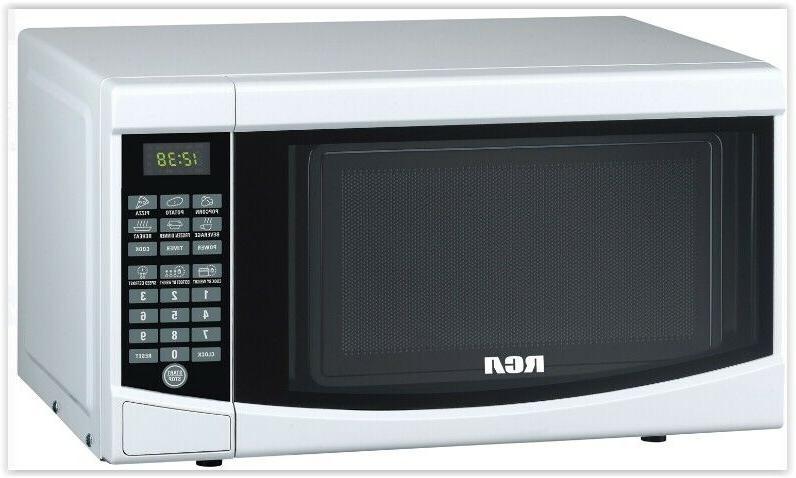low profile microwave oven rv dorm mini