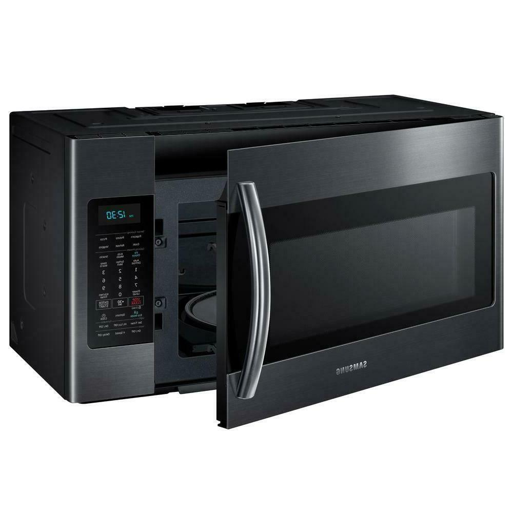 me18h704sfg black stainless steel over
