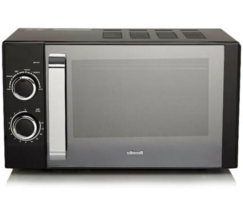 Microwave Commercial Black Colour Cooking Catering Oven Stai