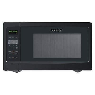 microwave countertop 1100w black ffmo1611lb