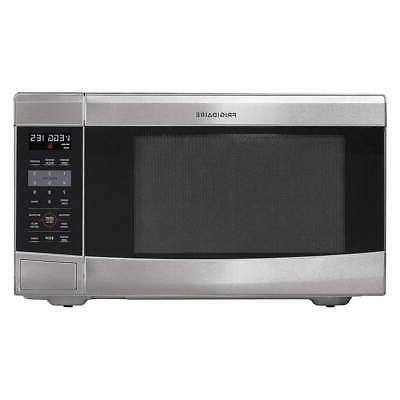 microwave countertop 1100w ss ffmo1611ls