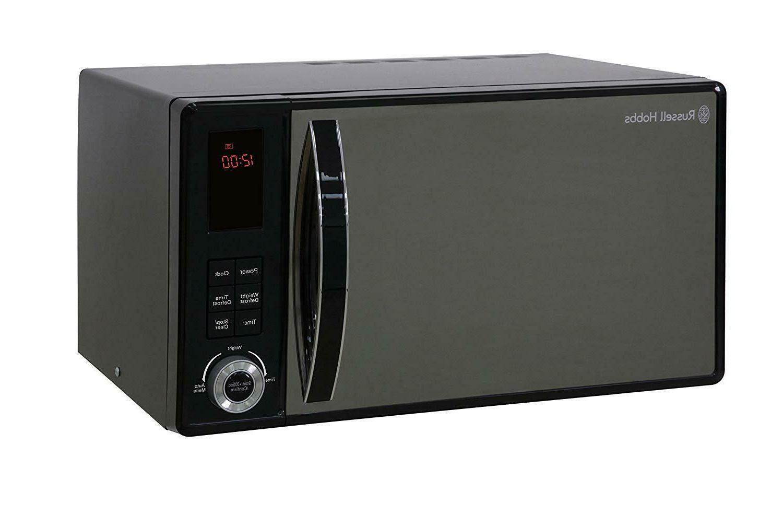 Microwave Black On Hobbs