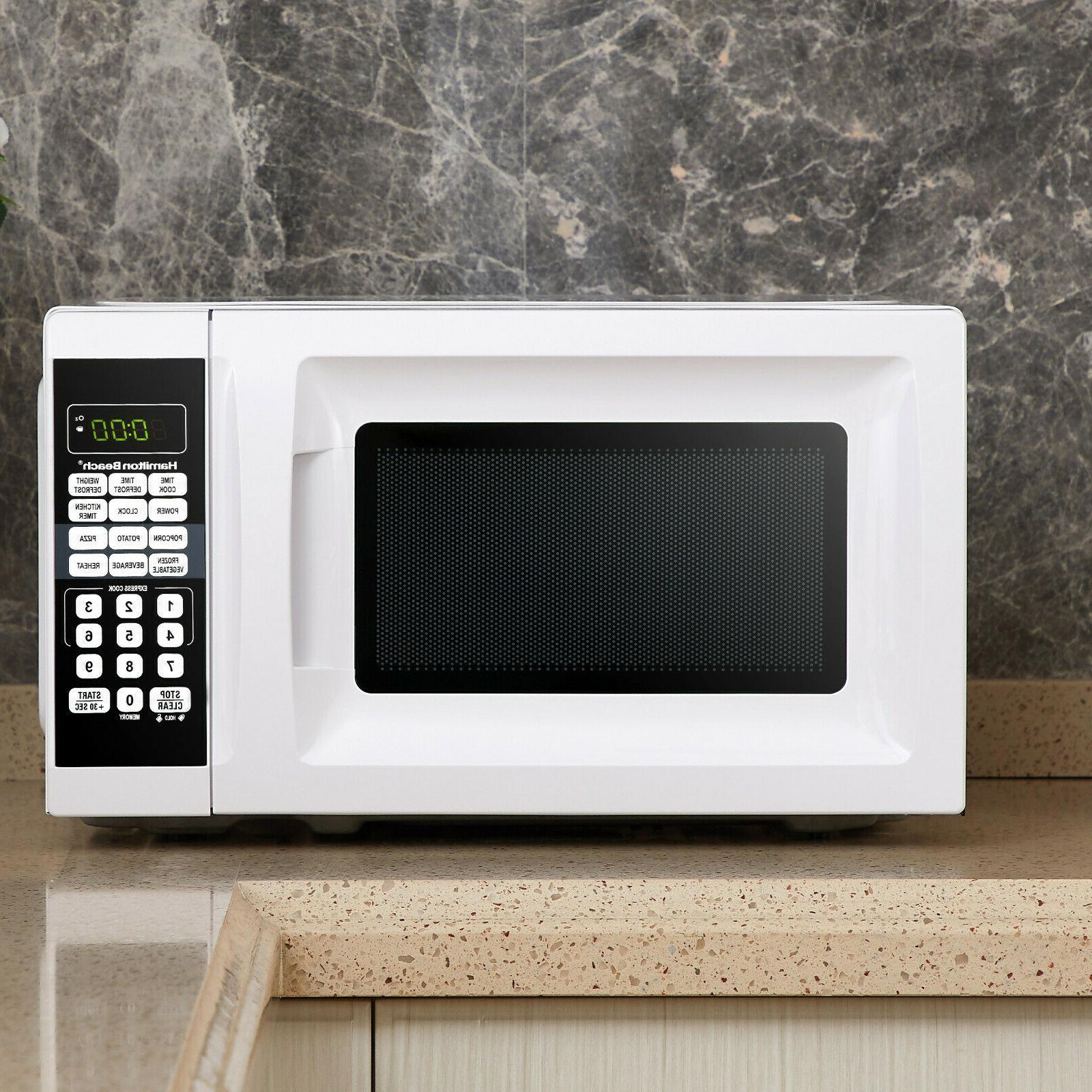 microwave oven actualcolor