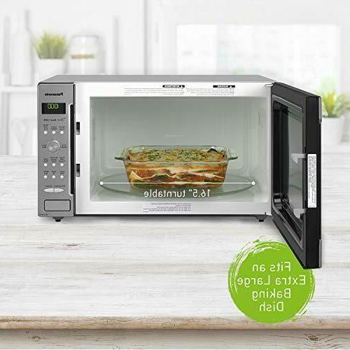 Microwave Countertop/Built-In Technology Genius Sensor Cu.