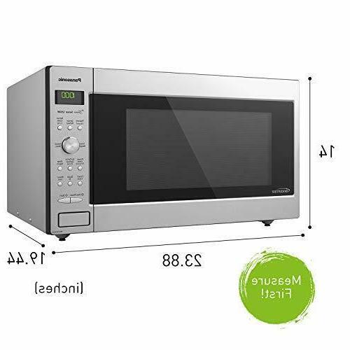Microwave Oven Countertop/Built-In Technology Genius Cu.