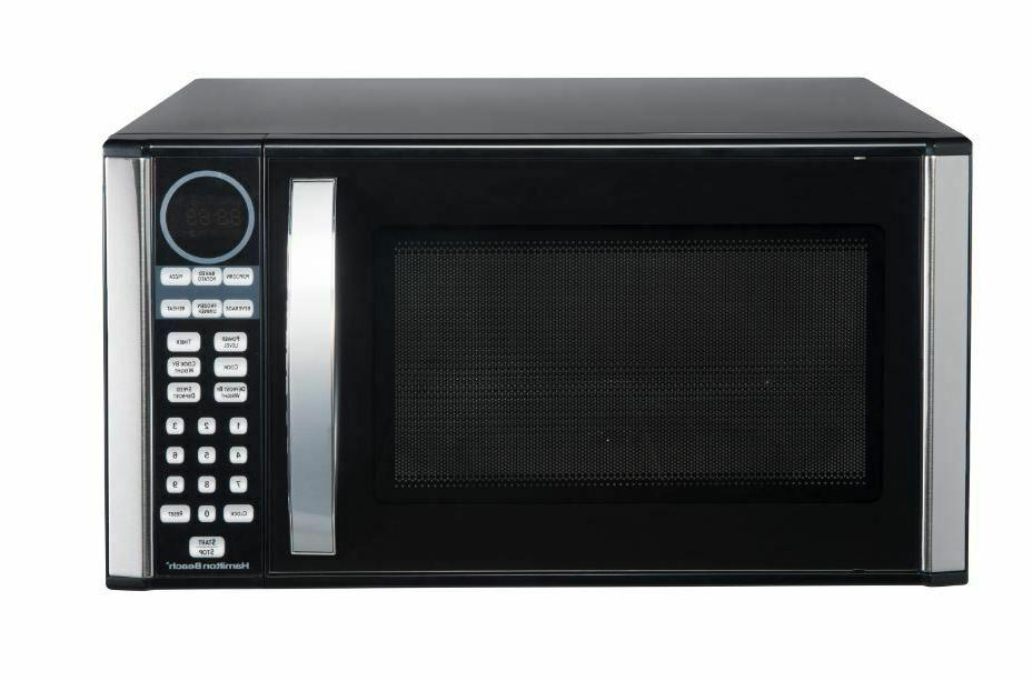 Microwave Countertop Stainless Steel Large