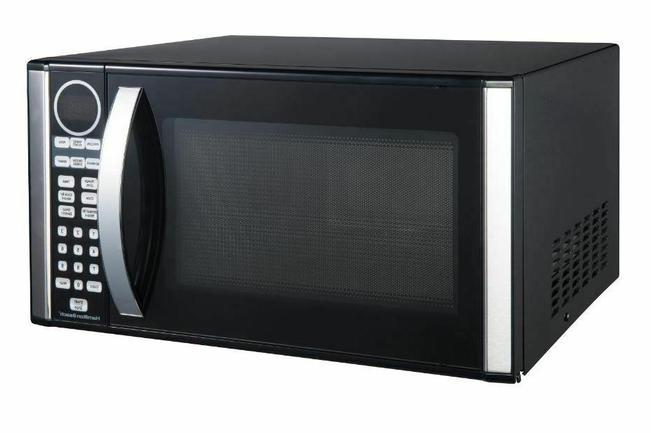 Microwave High Power Countertop Stainless Steel Big Large