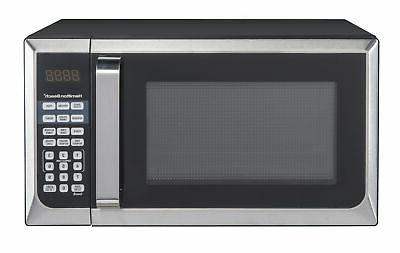 Microwave Oven Stainless Steel Design Home Countertop 09 Cu