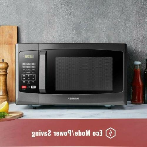 Microwave Oven On/Off LED Stainless