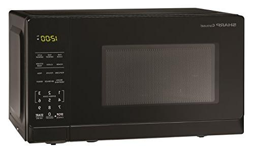 Sharp Microwaves 700W Oven, 0.7 Cubic Foot,