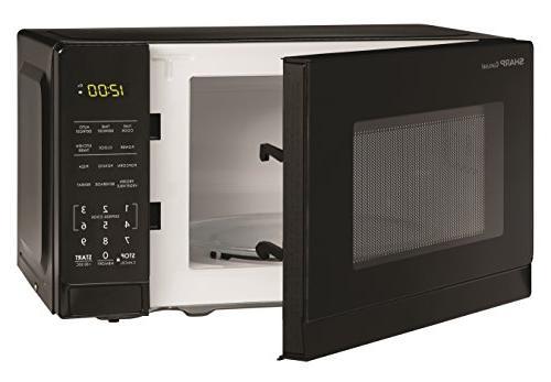 Sharp Microwaves ZSMC0710BB 700W Countertop 0.7 Cubic Black