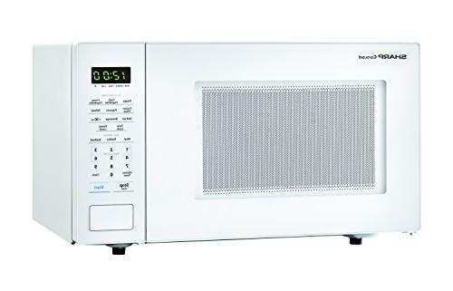 Sharp Microwaves Sharp 1,000W 1.1 Cubic Foot,