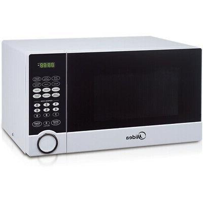 mmc09melww 0 9 cf countertop microwave 900w