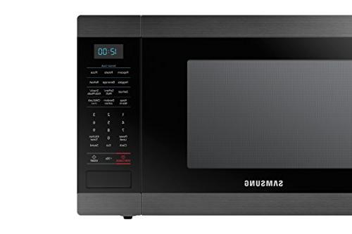 Samsung MS19M8000AG/AA Countertop Microwave Stainless