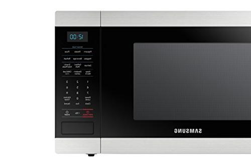 Samsung Large Countertop with Sensor Interior, Steel