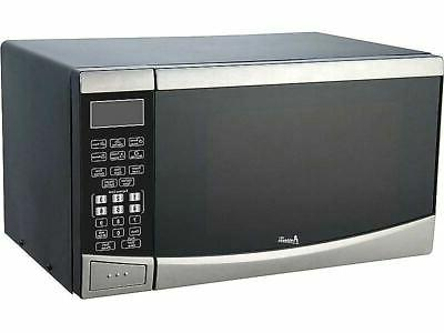 Avanti MT09V3S 0.9 Cu. Ft. Microwave Stainless Steel
