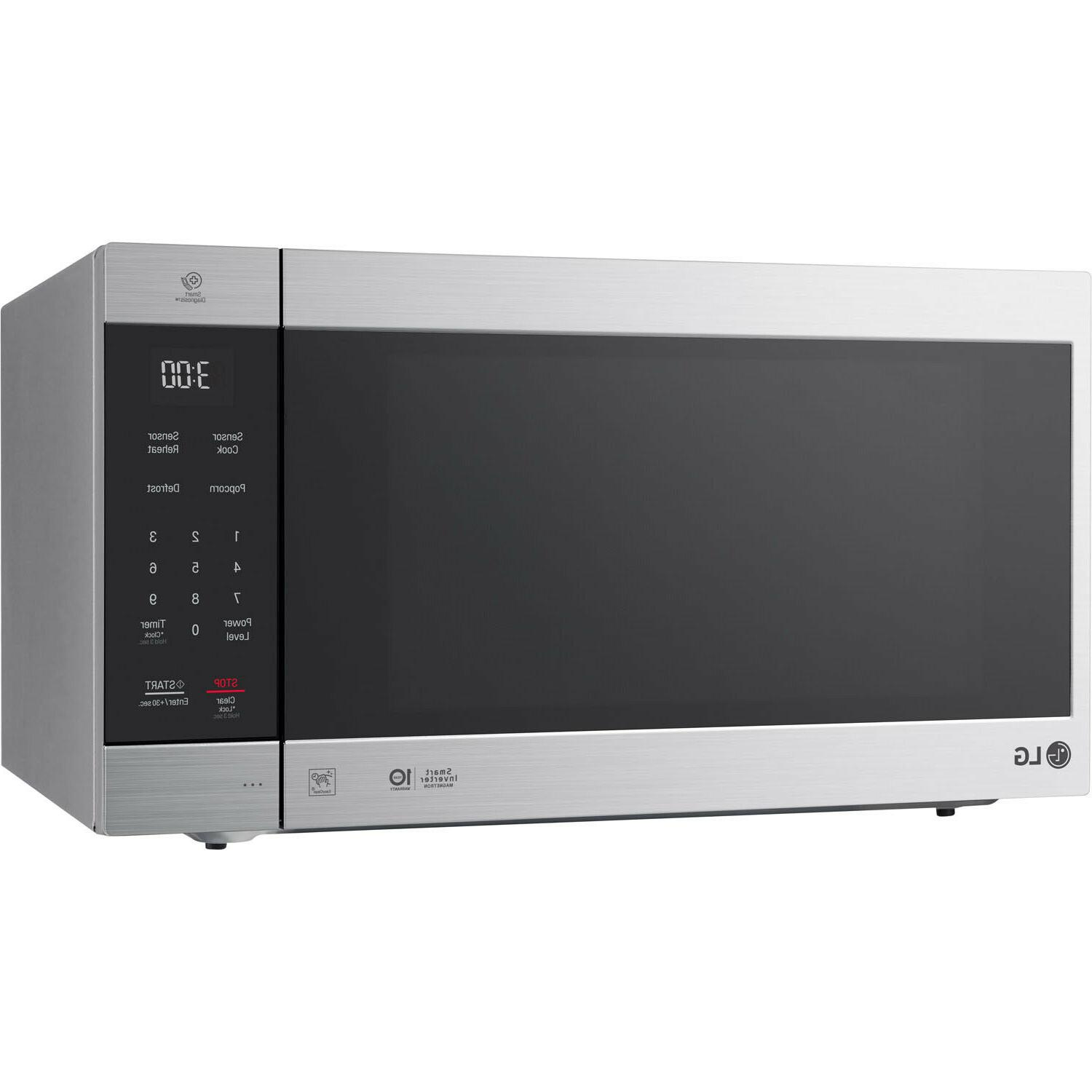 Ft Countertop Microwave-16 in Turntable-10