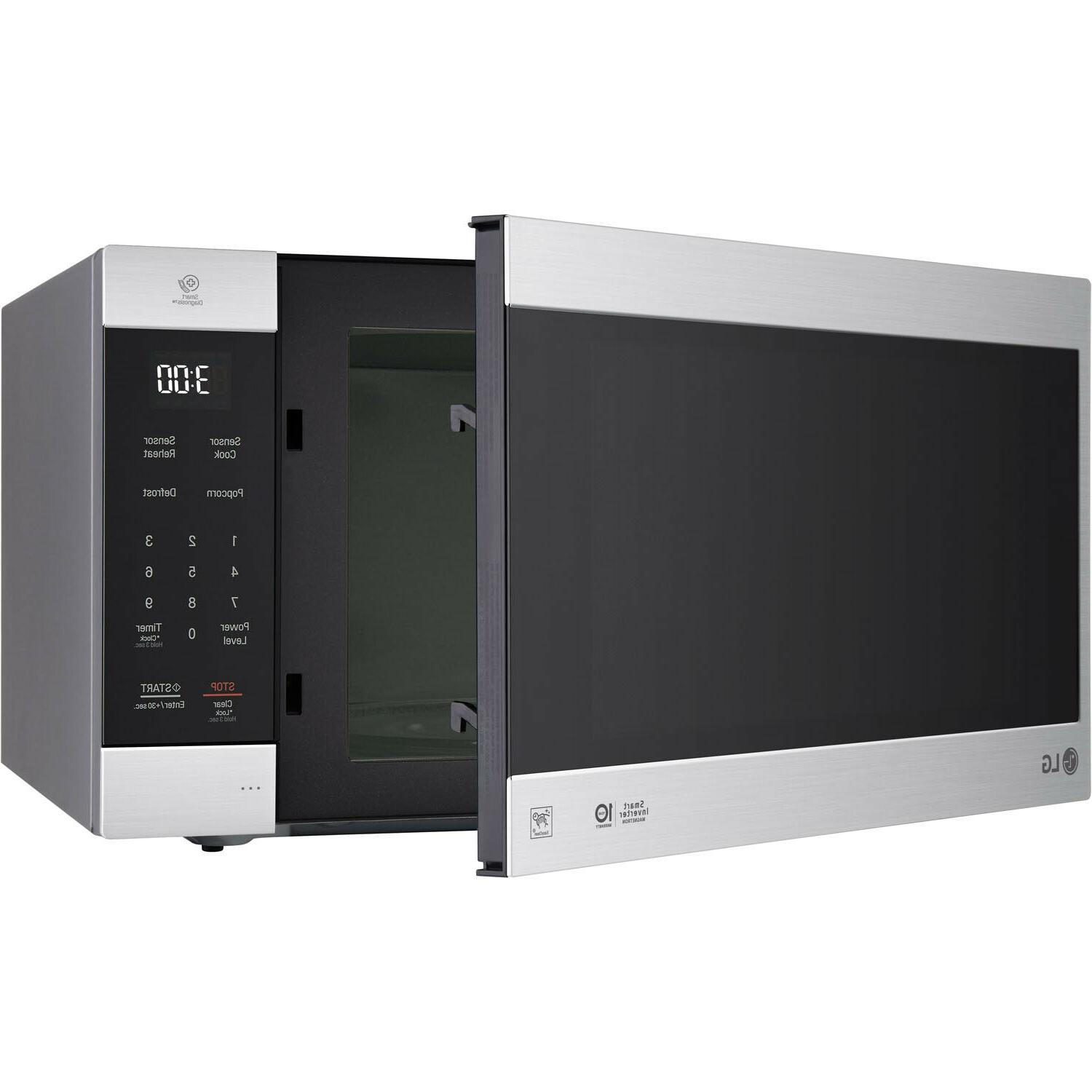 LG NeoChef Ft 1200 Microwave-16 in power levels