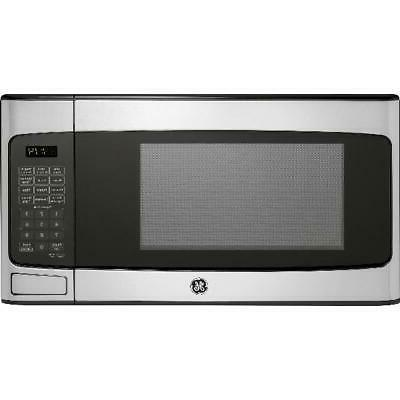Stainless Steel Microwave Oven 1.1 Cu. Ft. Home Kitchen Coun