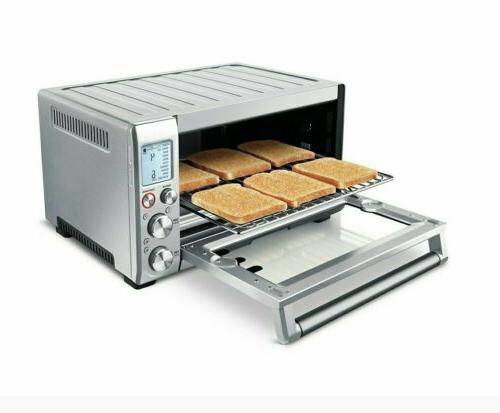 New Breville Bov845bss The Smart Oven Pro 1800w