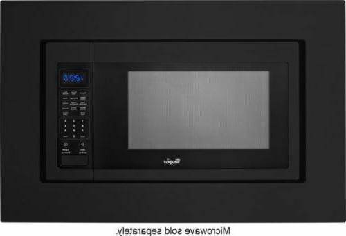 new mk2167ab trim kit for countertop microwave