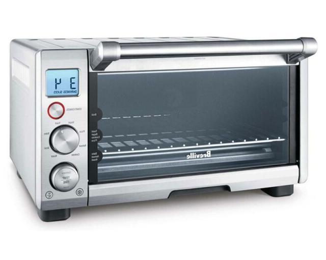 new the compact smart oven countertop electric