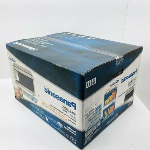 Panasonic NN-SD696S Countertop/Built-In with Inverter
