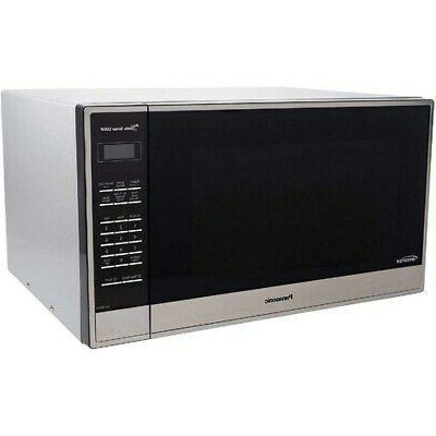 Panasonic NN-SN975S Microwave Oven 2.2 cu. Oven