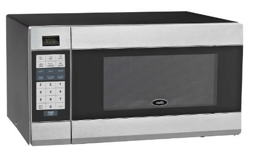 Oster OGZB1101 1.1 Cubic Feet Microwave Black