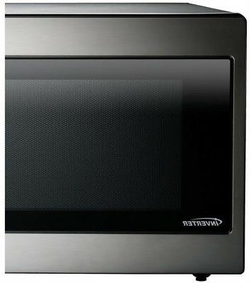 Panasonic Microwave Oven Inverter 2.2 cu. ft. Sensor